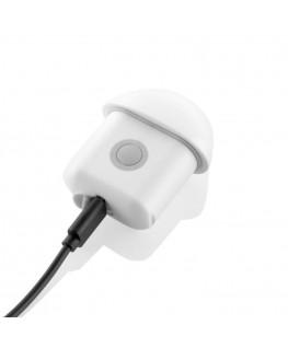 Mini Vibratore G-spot Timeless Soft Caress (fucsia)