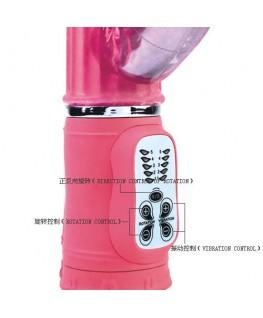 Vibratore Realistico Maxi Pink Lover Vibratore Realistico Maxi Pink Lover che trovi in offerta solo su SexyShopOnline a -48% di sconto