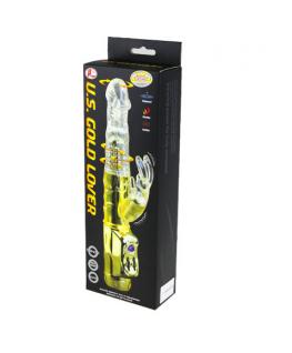 Vibratore Realistico Real Rapture Seaquake Jelly 5.5 Vibratore Realistico Real Rapture Seaquake Jelly 5.5 che trovi in offerta solo su SexyShopOnline a -59% di sconto