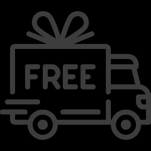 Spediozione gratis a partire da 59€