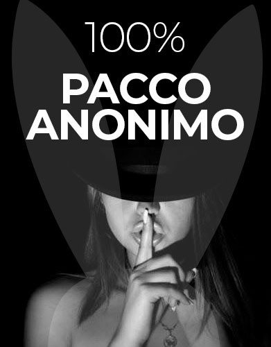 Pacco Anonimo 100%